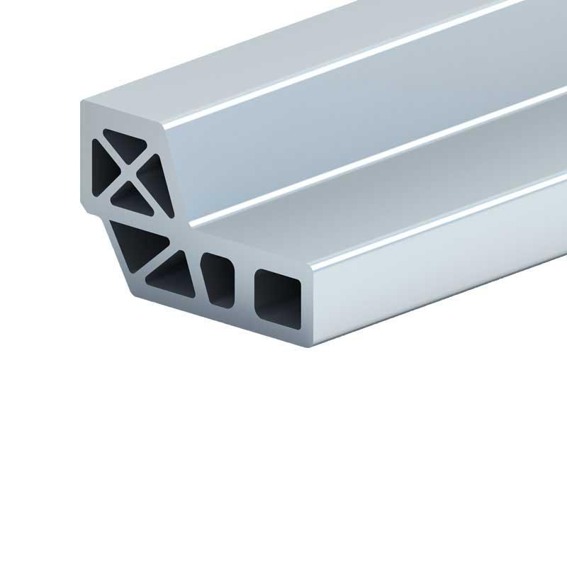 Aluminum alloy battery tray profile